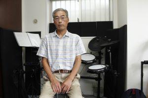 西東京市ドラム教室